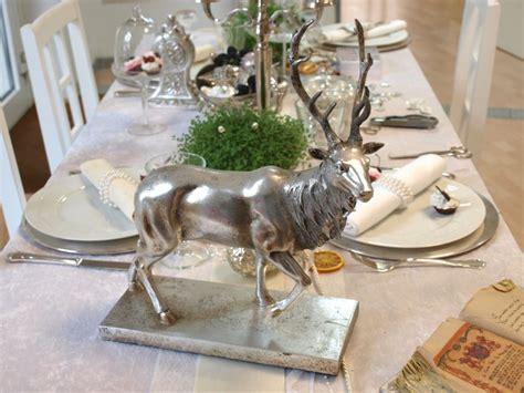 Fensterbrett Tisch by Hirsch Silber Landhaus Country Home Vintage Shabby