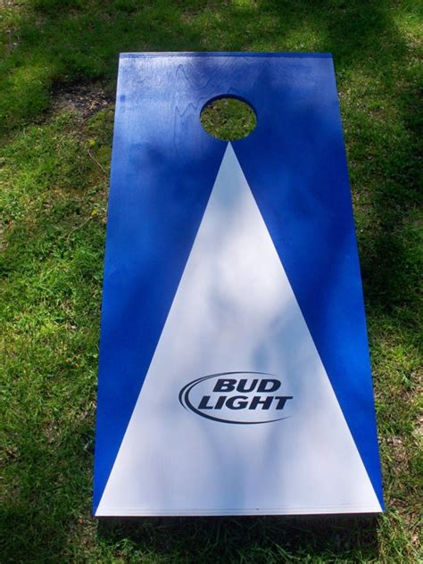 bud light boards bud light beer corn hole boards with by