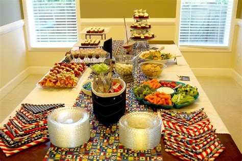 cheap and easy baby shower food baby shower food ideas baby shower foods on a budget