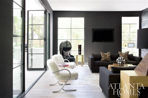 design furniture holden hill lee kleinhelter s bold atlanta abode la dolce vita