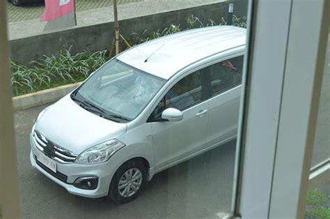 Tv Mobil Untuk Suzuki Ertiga ini dia new suzuki ertiga 2016 spyshots berita otomotif mobil123