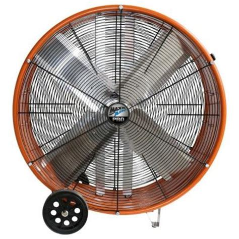 home depot drum fan maxxair 30 in industrial heavy duty 2 speed pro drum fan