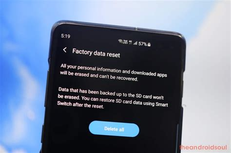 Samsung Galaxy S10 Reset by Samsung Galaxy S10 Problems And Solutions Ask Us For Help