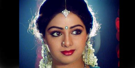 sridevi first movie celebrating 50 years in the film industry sridevi shares