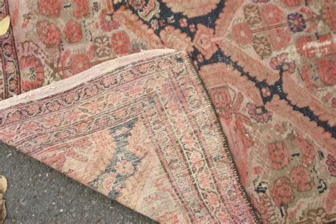 Can Anyone Identify My Persian Rug Collectors Weekly Identifying Rugs