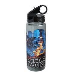 New Tritan 2 Blue Botol Infused Water Bpa Free silver buffalo sw4164 wars a new bpa free tritan