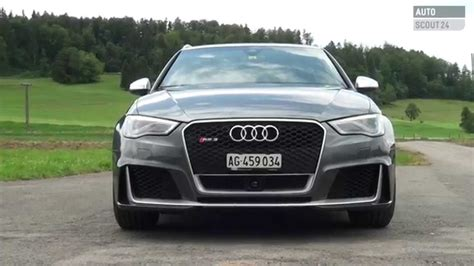 Autoscout De24 by Audi Rs3 2015 Im Test Autoscout24