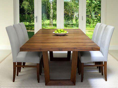 Extending Dining Tables in Solid Oak / Walnut