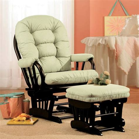rocking chair and ottoman for nursery rocking chair and ottoman for nursery glider and ottoman