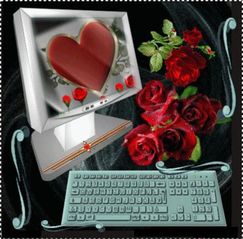imagenes para amigos virtuales immagine d amore al computer con amore
