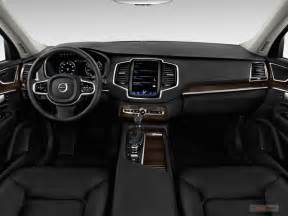 Volvo Interior 2017 Volvo Xc90 Pictures Dashboard U S News World Report