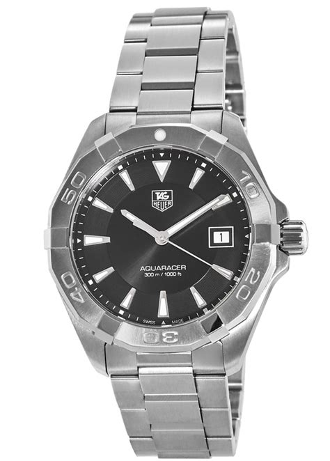Tag Heuer Aquaracer Way1110 Ba0928 tag heuer way1110 ba0928 aquaracer 300m 40 5mm s