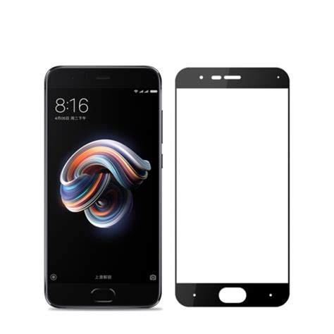 Xiaomi Note 3 Tempered Glass Screen Protector T1910 4 xiaomi mi note 3 cover protection tempered glass