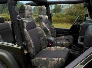 Seat Covers For Willys Jeep Where Can I Get The Camo Seats That Were In The Tj Willys