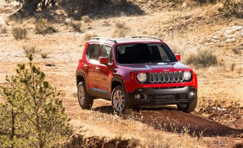 Car Names For Jeeps Jeep Grand Renegade Refresh Redesign