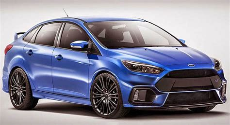2019 Ford Focus Rs St by 2019 Ford Focus Prepares New St And Rs Editions Ford Tips