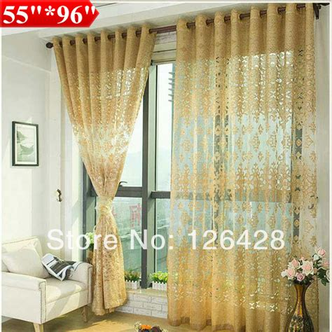 beautiful curtains new beautiful jacquard window curtain living room home