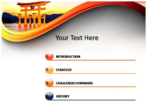 japan powerpoint template free tomium info
