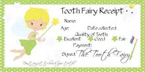 Free Printable Tooth Letter Template by O S Lost Tooth Tooth Receipt Free Printable