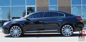 2012 Buick Lacrosse Accessories Kc Trends Showcase 22 B15 Chrome Mounted On A