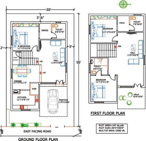 first floor house plans in india 1000 sq ft duplex indian house plans plans pinterest