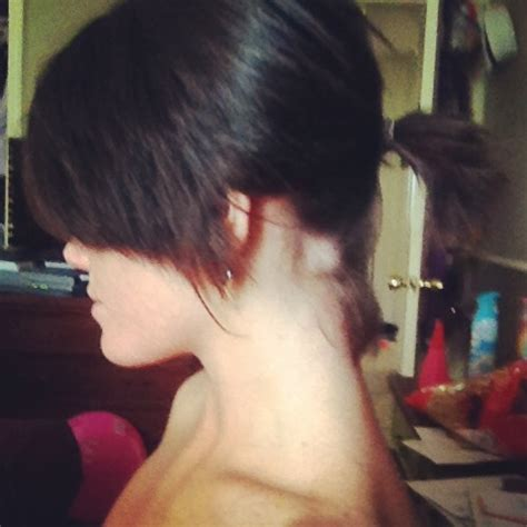 best growing out asymetrical hairstyles asymmetrical pixie ponytail haha growing out my