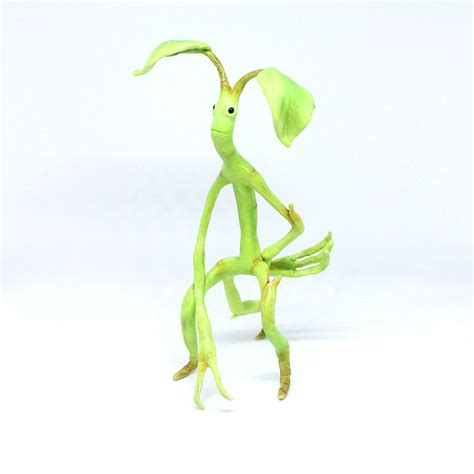 Where To Find Bowtruckle Pickett Figurine Handmade Fantastic Beasts