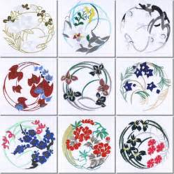 japanese designs japanese design patterns creations machine embroidery japanese quilt circles and free