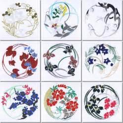 Japan Design japanese design patterns creations machine embroidery japanese