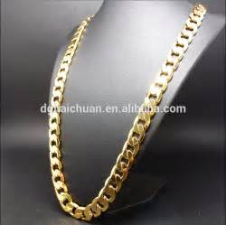 Customized Name Necklace Gold Factory Price Dubai New Gold Chain Design For Men 7mm Stainless Steel Gold Plated Figaro Link