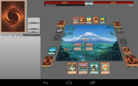 ygopro for android ygopro duel monsters approda su android avrmagazine