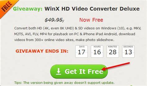 Winx Hd Video Converter Deluxe Giveaway - digiarty giveaway winx hd video converter deluxe daves computer tips