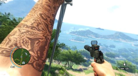 far cry tattoo jacob s blogs far cry 3 review