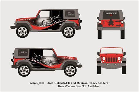auto graphic design vehicle custom graphic design signs of seattle