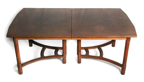 Oak Dining Tables Uk Oak Dining Table By Waals Ernest Gimson And The Arts Crafts Movement In Leicester