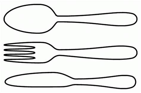 Gambar Dan Pisau Rambo mewarnai gambar sendok makan garpu dan pisau contoh