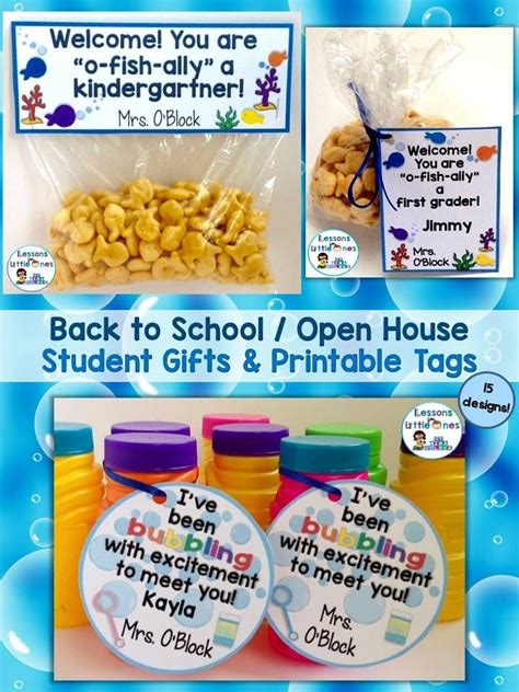 open house gifts best 25 meet the teacher ideas on pinterest