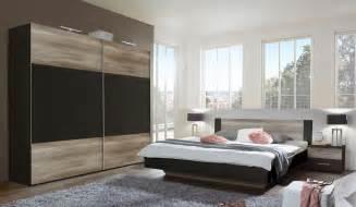 schlafzimmer wildeiche komplett schlafzimmer komplett franziska 225cm schwebet 252 renschrank