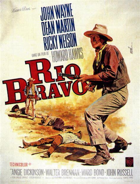film cowboy rio bravo rio bravo