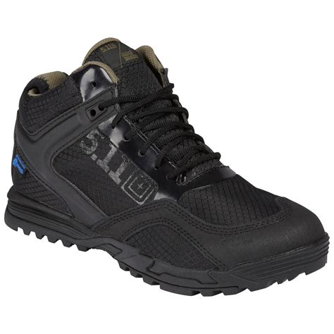 Sepatu 5 11 Tactical 6 Black 5 11 tactical ranger master waterproof boot casual
