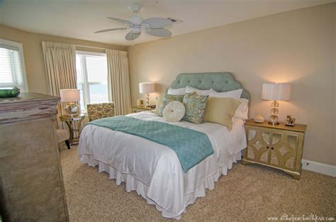beachy master bedroom ideas house stalking a beach condo before and after