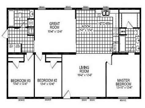 home remodeling wide mobile home floor plans