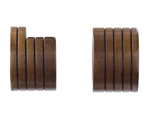 luxury drapery hardware kirsch inside mount sockets for 1 3 8 inch wood drapery