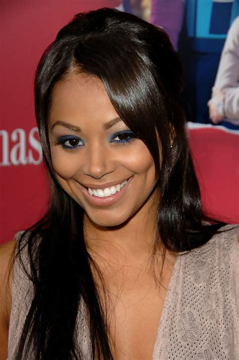 black hairstyles from london lauren london celebrity black hair styles pictures