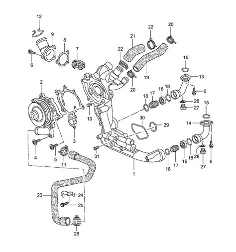 electric power steering 1995 porsche 968 spare parts catalogs porsche 968 engine diagram porsche auto wiring diagram