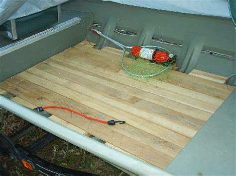how to build aluminum boat floor boat floor