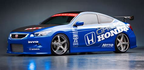 Handmade Sports Car - sema galpin honda accord coupe concept