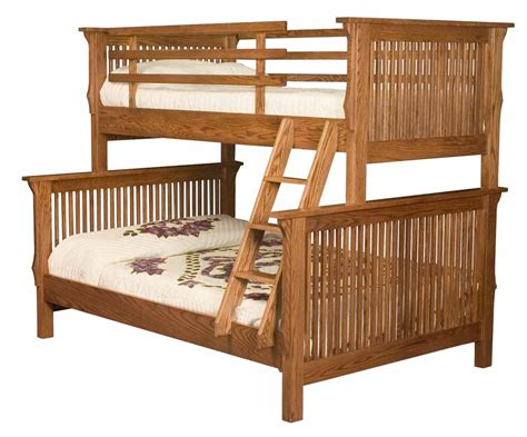 Mission Bunk Beds Indian Trail Mission Bunk Bed Three Furnishings