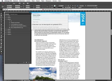 layout artikel maken 5 indesign tips voor een toegankelijke pdf documenten en