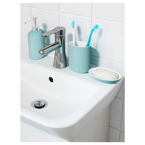 Bathroom Accessories Ikea Ekoln Toothbrush Holder Turquoise Ikea